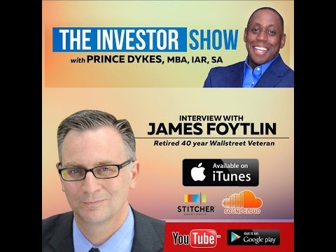 US Syria Strikes & investing W/ 40 Year Wallstreet Vet James Foytlin