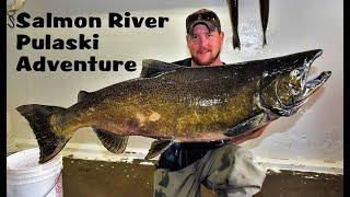 Salmon Fishing Salmon River Pulaski