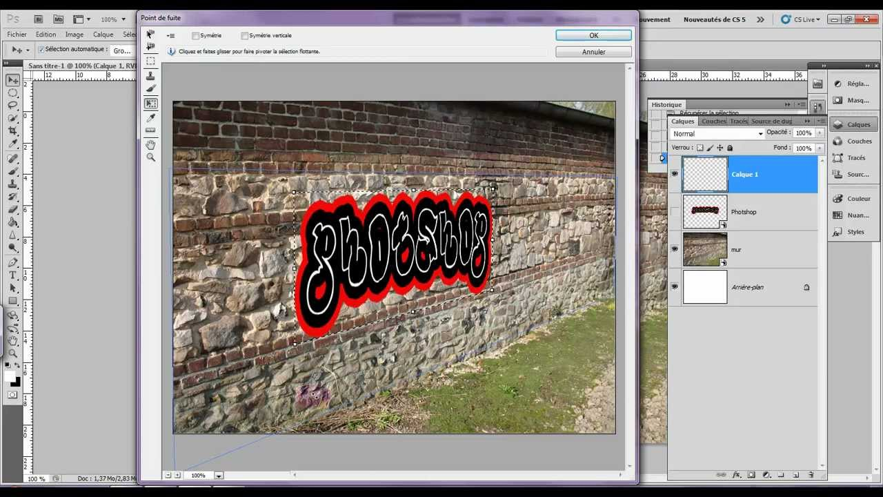 filtre pour photoshop cs5