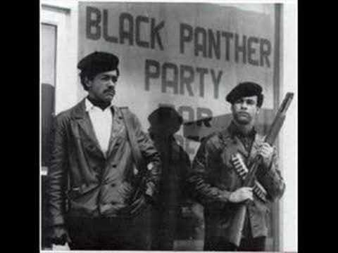 Black Panther Party History (part 1)