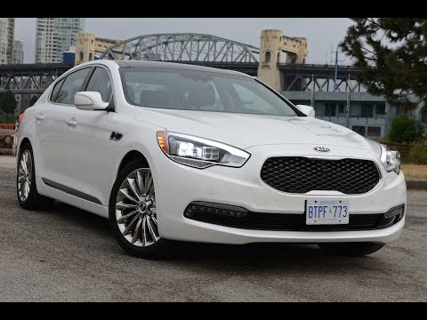 2015 kia k900 review youtube. Black Bedroom Furniture Sets. Home Design Ideas