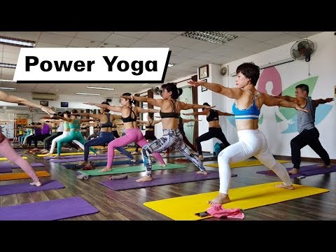 Power Yoga | Yoga for Strength and Stamina | Raja Gupta