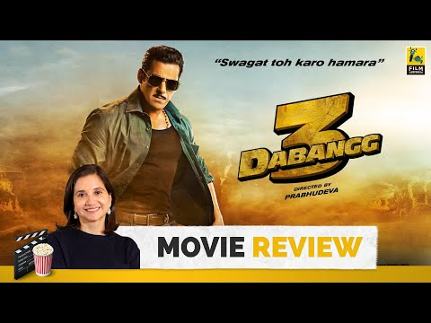 Dabangg 3 | Bollywood Movie Review by Anupama Chopra | Salman Khan | Sonakshi Sinha