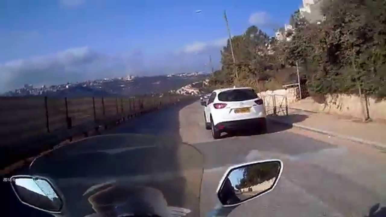 ירושלים: הגעה למשאית הפוכה תוך 90 שניות
