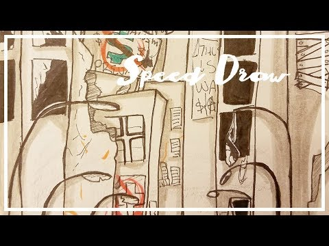 SPEED DRAW - capitalism diss track