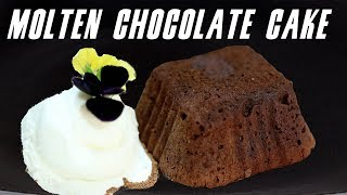 Chocolate Molten Cake | Dessert Recipe | Novotel Recipe | Cook Book | Novotel Hyderabad