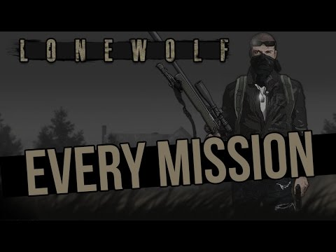 LONEWOLF gameplay - how to beat every mission