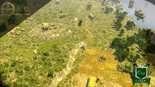 CARTHAGE AND ROME CLASH FOR CONTROL OF SARDINIA! 0 A.D. Gameplay