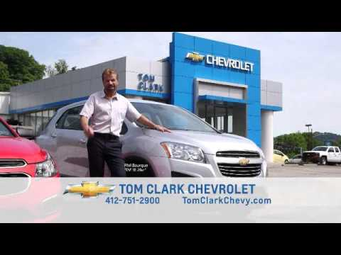 Tom Clark Chevy >> Tom Clark Chevrolet Price Busters With Phil Bourque