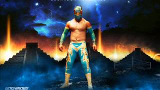 Sin Cara Theme Song 2011 -  Ancient Spirit