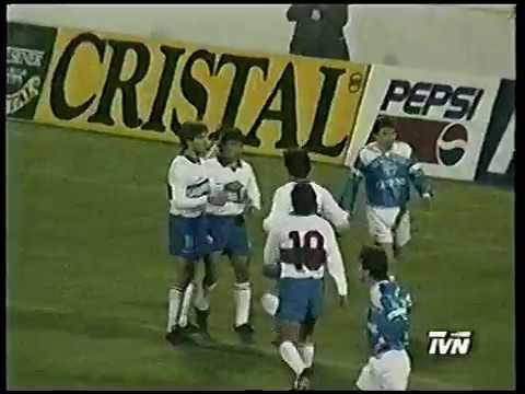 Goles de Jorge Contreras
