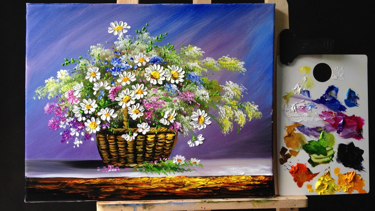 Acrylic Painting Tips for Beginners - ThoughtCo
