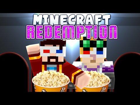 Видео, Minecraft - Redemption 3 - At The Movies