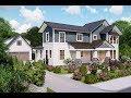 Architectural Designs New American House Plan 25410TF Virtual Tour