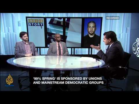 Inside Story Americas - Is the Occupy movement being hijacked?