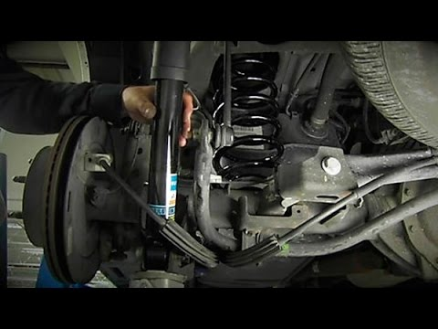 Arnott Coil Spring Conversion Kit Installation Youtube