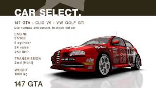 Colin Mcrae Rally 2005 All Cars