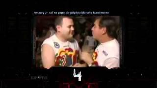 Top Five - Quarto Lugar: O homem que enganou Amaury Jr. 13/06/11
