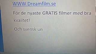Gratis film svensk text