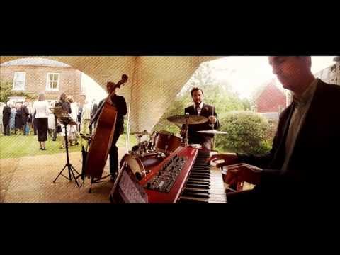 The Chris Cooper Trio - M&M's wedding reception 2017