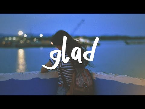 knowuh - glad (Lyric Video) feat. khareel