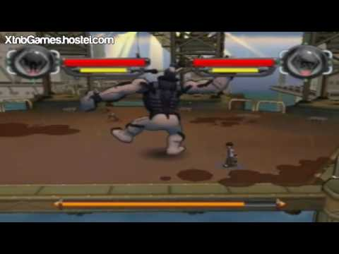 Ben 10: Protector of Earth - 19 - Oil Refinery