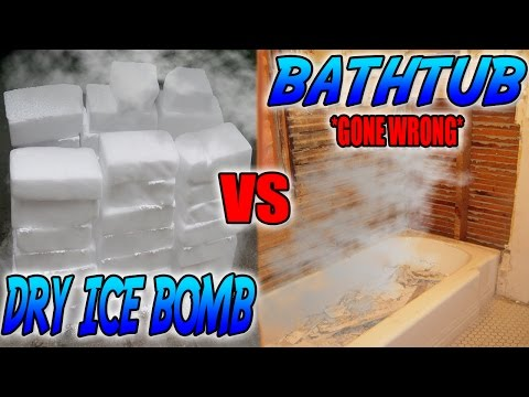 EXPLODING DRY ICE BOMBS IN MY APARTMENT! (GONE WRONG)