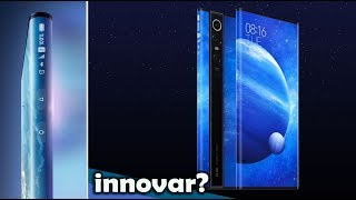 Se les ha ido de las manos con este móvil, XIAOMI MIX ALPHA 180% DE PANTALLA!!