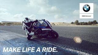 BMW HP4 RACE | Chasing The Impossible: Knee down