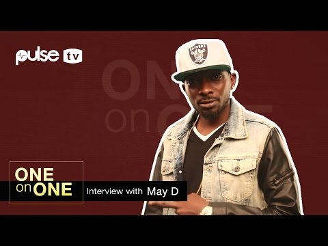 One-On-One With May D | Pulse TV