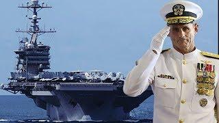 АДМИРАЛ ВМС США: ЭНДРЮ ЛЬЮИС - ЗАЯВИЛ О ГОТОВНОСТИ США РА3ГРОМИТЬ ФЛОТ РОССИИ В АРКТИКЕ