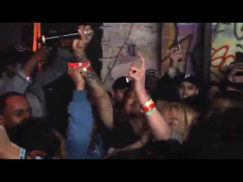"Keith Ape feat. Dumbfoundead - ""it G ma"" [remix] UNRELEASED (Live) @ Ham On Everything SXSW '15"