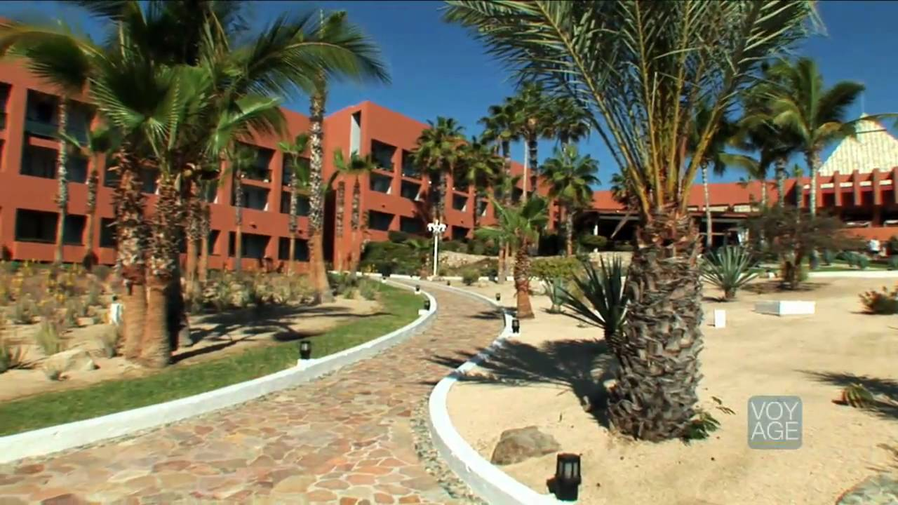 Melia Cabo Real All Inclusive Beach Golf Resort Los Cabos Mexico On Voyage Tv You