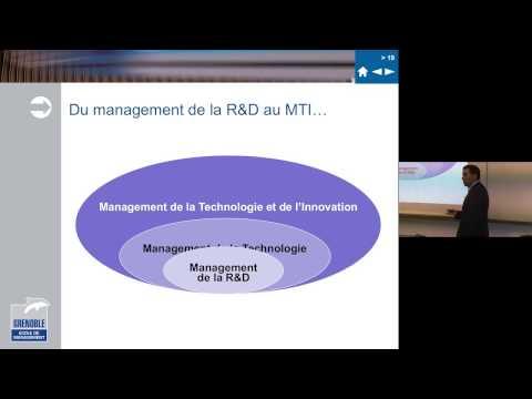 Le management de la technologie et de l'innovation
