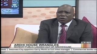 Morning Express; Interview with Chair, National Land Commission, Mohamed Swazuri