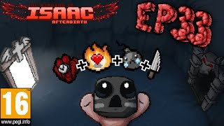 The Binding Of Isaac Afterbirth Ep33, Challenges 23,24 - Desafíos y originales!