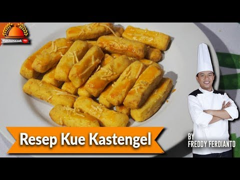 Resep Kue Kastengel | Freddy Ferdianto
