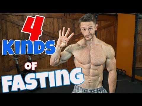 Fasting: 4 types of Fasts and How Often to Do Each- Thomas DeLauer