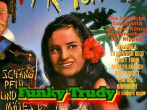 FUNKY TRUDY Schäng Pfui & Mätes B. - Kraut für alle!  ...so healthy music...