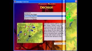 Napoleonic Battles Austerlitz PC 2009 Gameplay