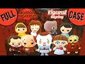FULL CASE Blind Bag HORROR Series 3 UNBOXING! | Figural Keychains | PENNYWISE ANNABELLE & MORE!