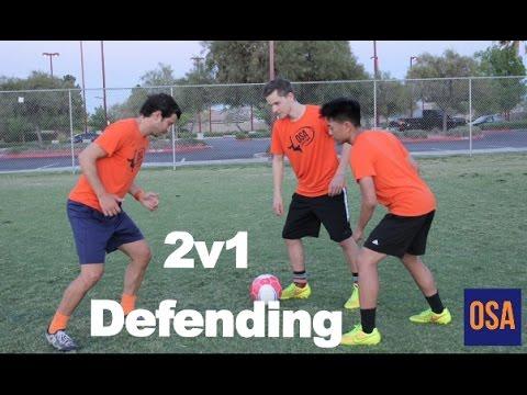 How To Defend 2 v 1