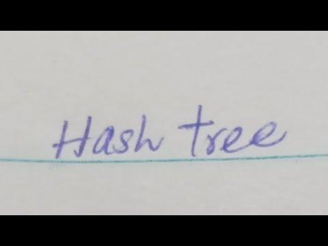 Generate Hash Tree