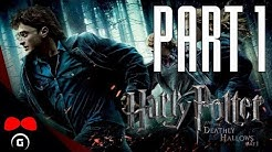 Harry Potter 7 – Part 1 | #1 | Agraelus | CZ Let's Play / Gameplay [1080p60] [PC]