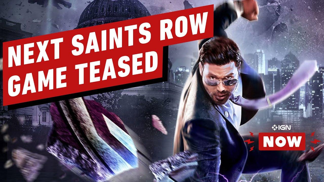 Próximo jogo do Saints Row será revelado em 2020 - IGN Now + vídeo