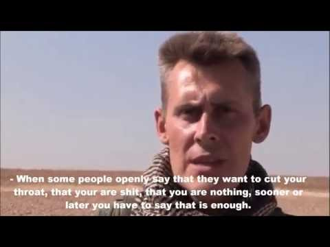European volunteers in Syrian Kurdistan against ISIS - 2015