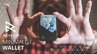 RAVEAN WALLET | World's Most Functional Minimalist Wallet