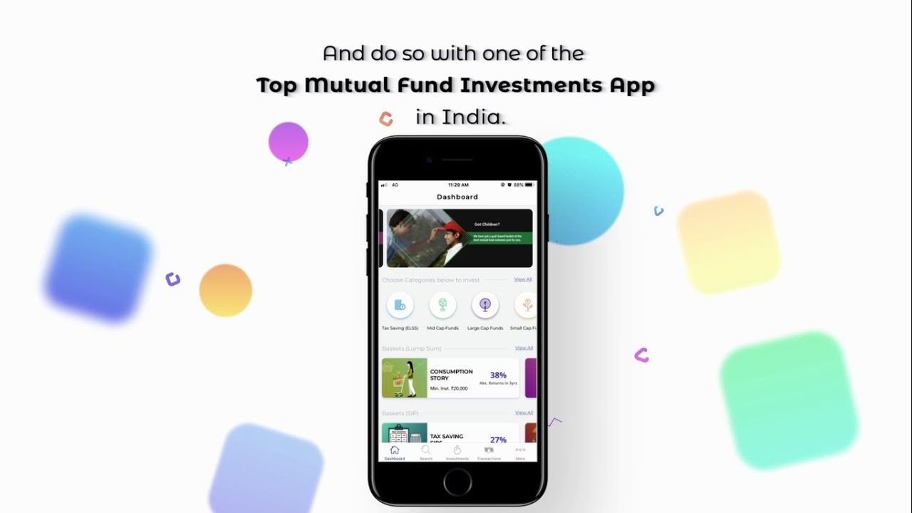 How to Choose Best Mutual Fund App for Investment