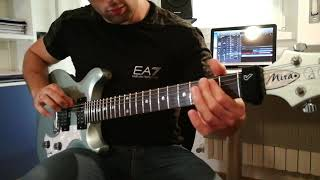 Jump - EVH solo