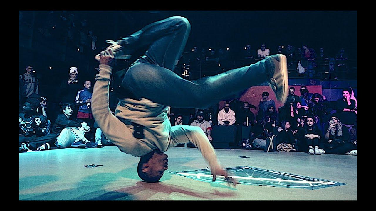B Boy Dance Battle Bboy Iron Monkey Vs Bboy Onel Samurai Dance Battle Snooty Tube